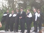Groom Dave with his Groomsmen!1!
