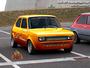 Fiat 127 - flip flop