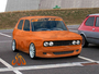 Fiat 127 - orange
