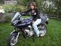 miluju rychlý motorky a věřte...