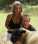 ta ovca se taky chtěla fotit tak...