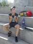 Skate park Strašnice - Hi hi !11!