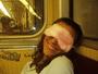 Úlet v narvaném metru...to nejsem...