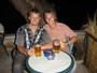 Já s Los Petrosem na pivu v HR...