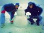 In tha snow blink !1085! MARRiEN,...