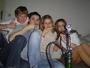 Peťan, já, Janča a Alička.....trochu...