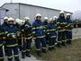 U drážních hasiců