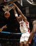 Chris Bosh hard dunking
