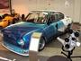 Škoda 110R v muzeu v Mladé Boleslavi...