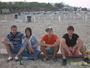 poslední večer na pláži..honzík,...