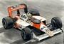 Ayrton Senna v McLarenu